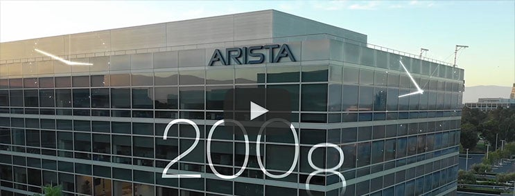 Arista Networks, The Cloud Networking Decade