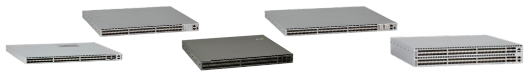 Arista 7050SX Series Network Virtualization