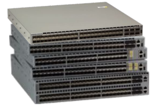 low latency data center ethernet switches