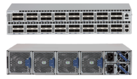 Arista 7250X low latency network switch