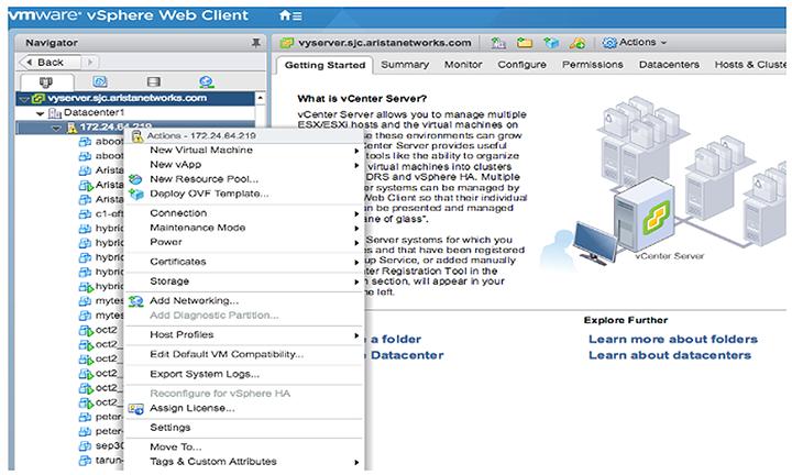 esxi 6.5 web client slow