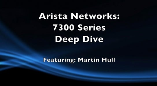 7300 Series Deep Dive