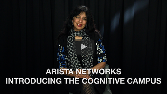 Cognitive Campus Networking