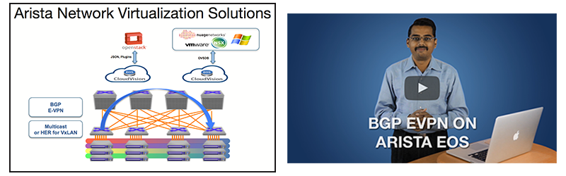 Network Virtualization - VXLAN