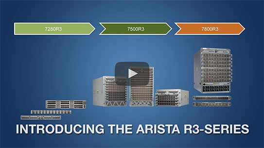 Arista 7130 Connect Series - Arista