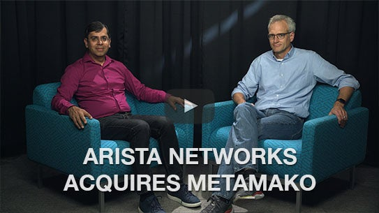 Arista Acquires Metamako for Ultra Low Latency