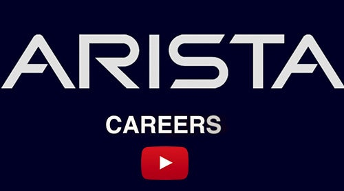 Careers at Arista Networks